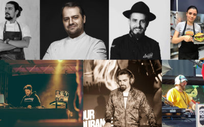 BURGERFEST 2019 premiază CEL MAI BUN BURGER, aduce live cooking show-uri și multă muzica bună